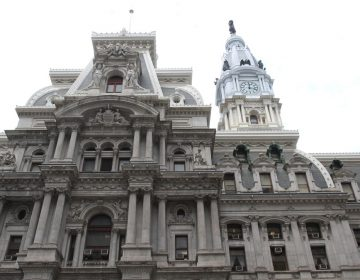 Philadelphia City Hall (Emma Lee/WHYY)