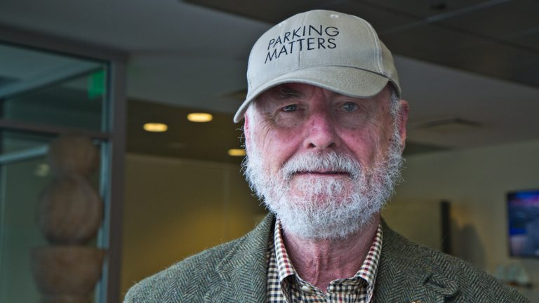 Donald Shoup, author of