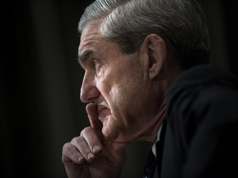 Special counsel Robert Mueller Mueller's has released the latest details about the cost of his office over the past year. (Brenadan Smialowski/AP)