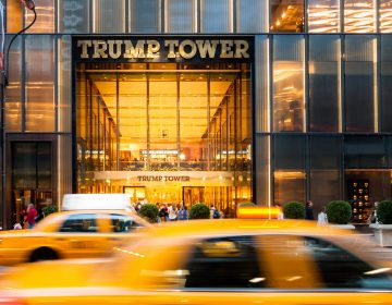 The Senate Judiciary Committee released thousands of documents Wednesday related to its investigation about a Trump Tower meeting in 2016 between top Trump aides and a delegation of Russians who promised to help their campaign. (The Edge Digital Photography/Getty Images)