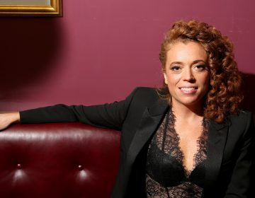 Michelle Wolf says the title of her HBO special, Nice Lady, was inspired by real life: