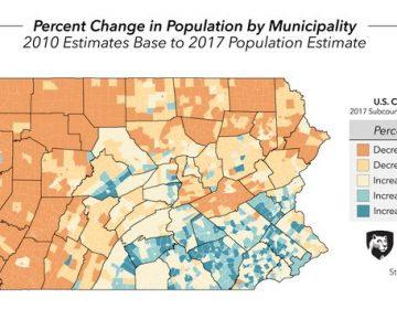 Source: Pennsylvania State Data Center