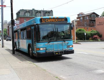 Environmental advocates are pushing for a faster transition from diesel to electric buses in Pennsylvania. (WESA)