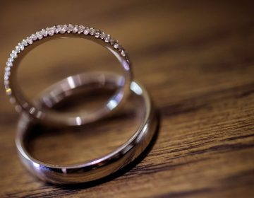Delaware this week became the first state to ban marriages by minors, with no exceptions. New Jersey could be next. (photo/bigstockphoto.com)