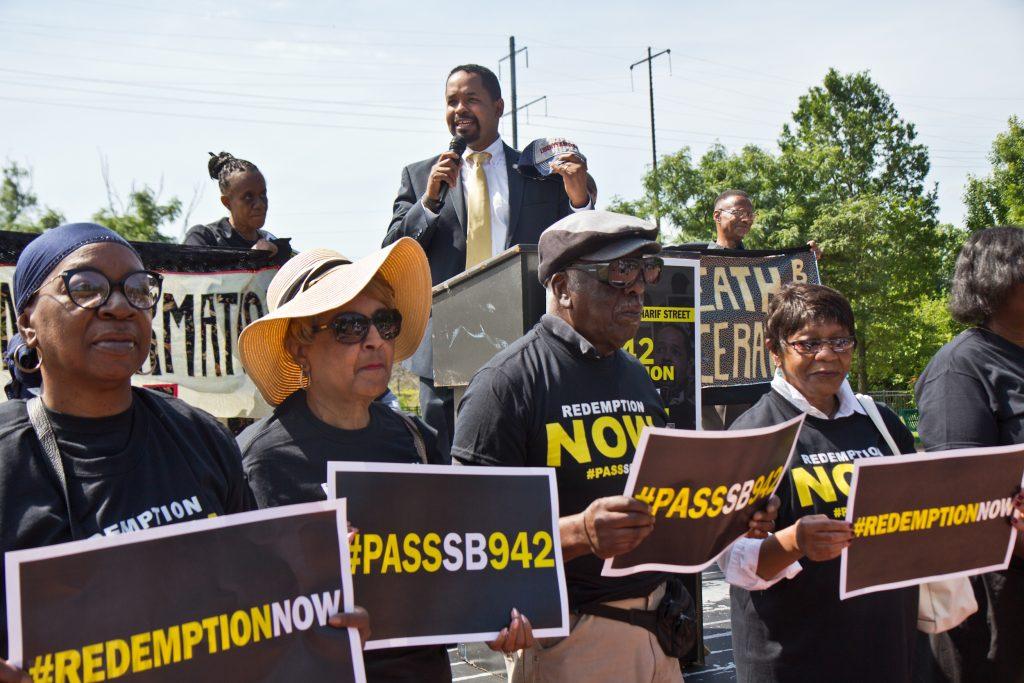 Criminal justice reform advocates decry Pa 's life without