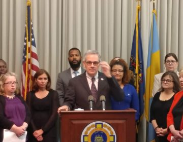 Philadelphia District Attorney Larry Krasner discusses his office's policy on unauthorized immigrants victimized by crime.