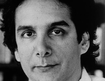 Charles Krauthammer in 1987. (AP Photo)