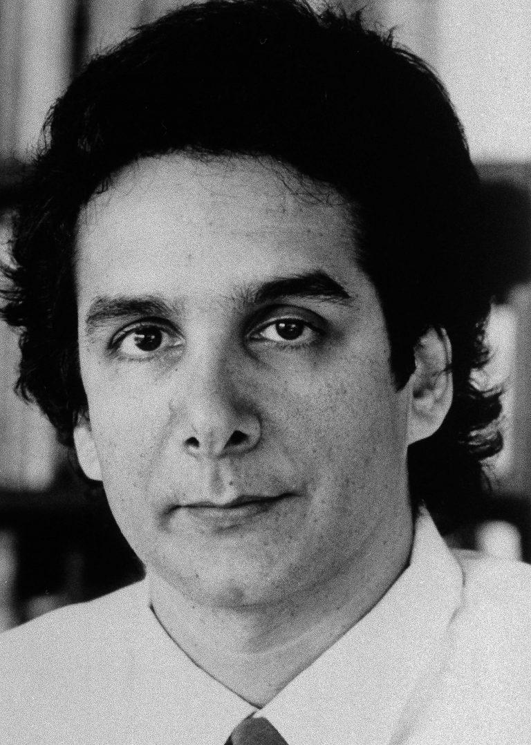 Charles Krauthammer in 1987. (AP Photo)