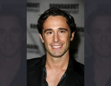 Christopher Gattelli, a Bristol Township native, has been nominated twice for this year's Tony Award in choreography. The awards will be announced Sunday night.  (Provided)