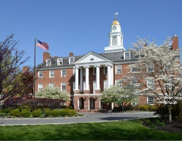 Westminster Choir College's Williamson Hall in Princeton, NJ. (Provided)