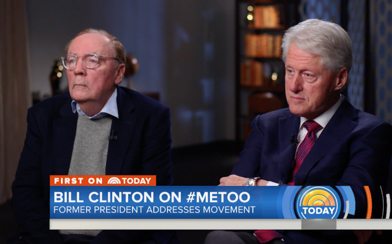 Bill Clinton on The Today Show
