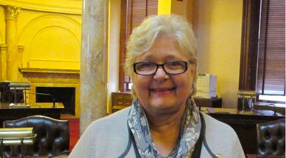 N.J. Sen. Diane Allen (Phil Gregory/WHYY)