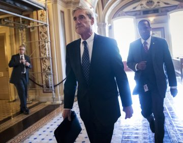 Lawyers for President Trump told special counsel Robert Mueller that he already has the information he needs from thousands of documents they provided, as well as from other testimony. (J. Scott Applewhite/AP)