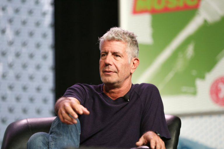 CNN said of chef and TV host Anthony Bourdain: