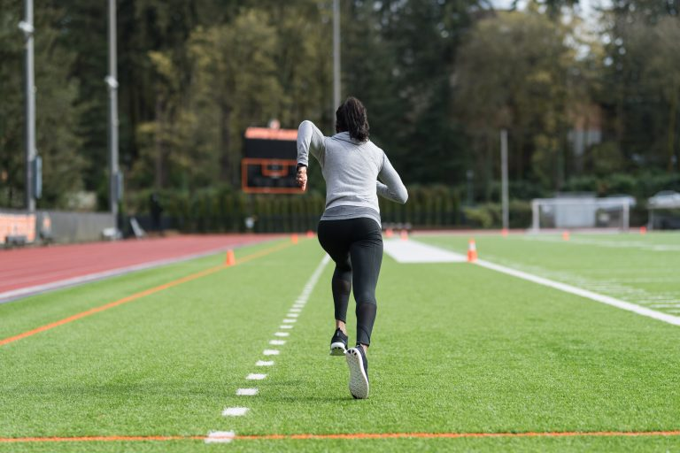 Black women's exercise rates drop significantly after high school, a new study finds. (Getty Images)
