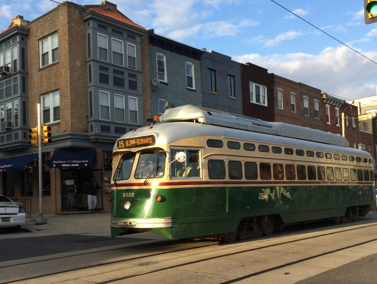 Transforming the Route 15 trolley into a bus route (to avoid double-parked cars) is among suggested changes.