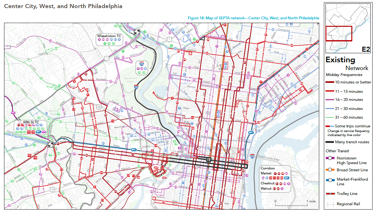 Overhauling its bus network may be on SEPTA's schedule soon