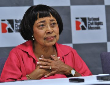 Dorothy Cotton, who was educational director for the Southern Christian Leadership Conference in the civil rights era, has died at 88. (Dorothy Cotton Institute)