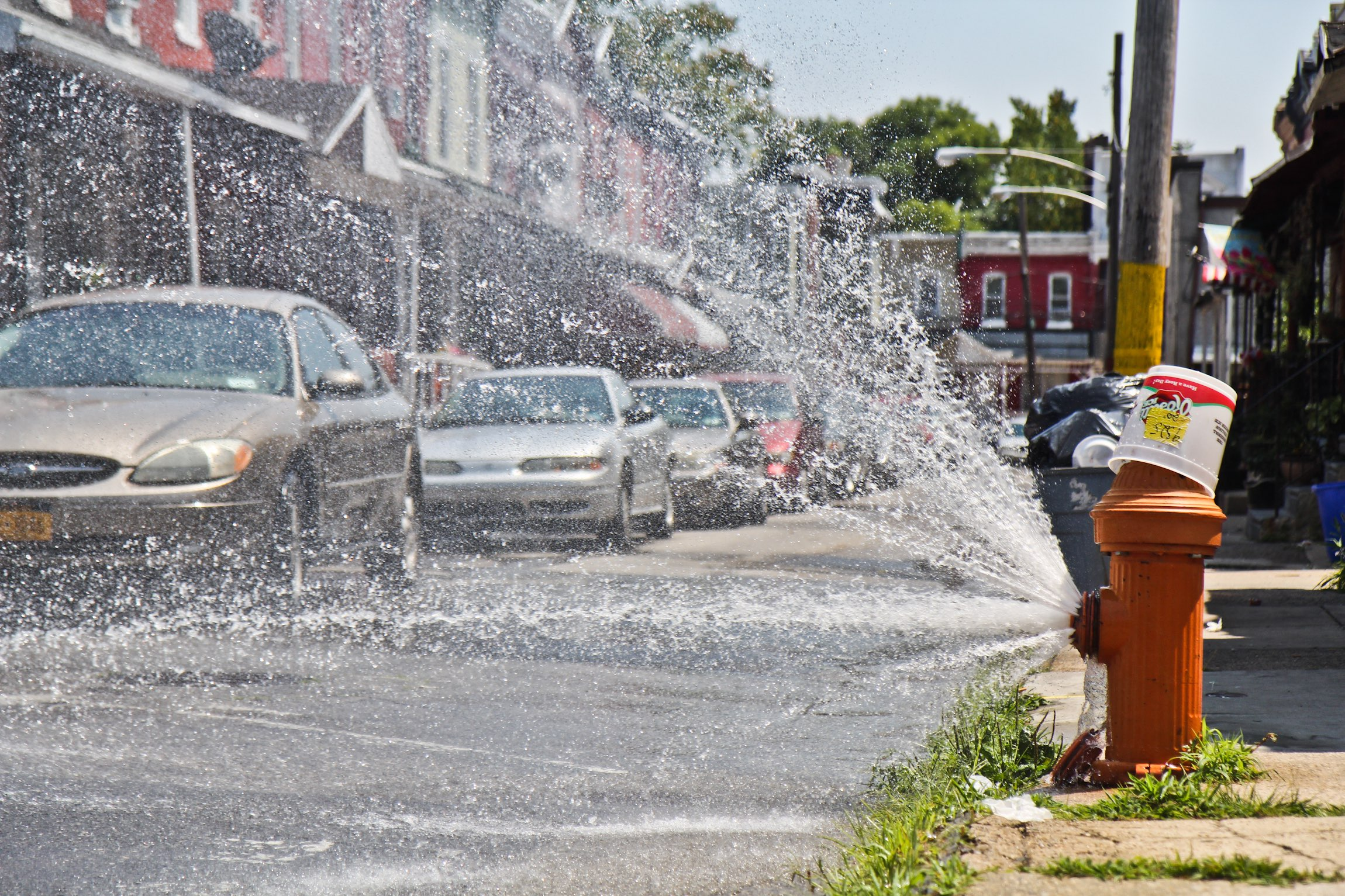 Heat adds deadly risks to coronavirus pandemic in Philly - WHYY