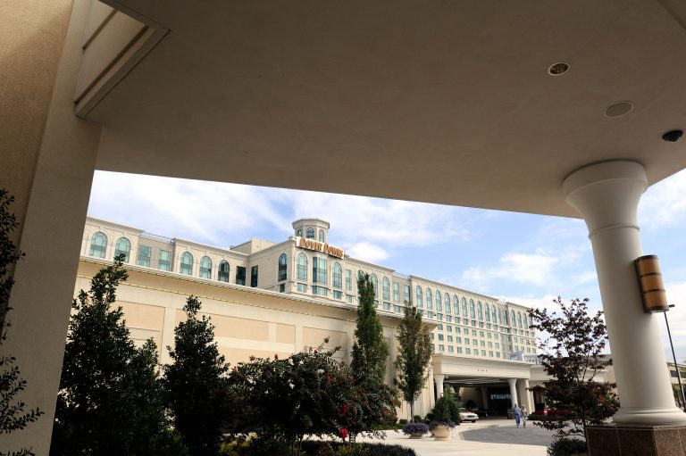The Dover Downs casino in Delaware is being acquired by a Rhode Island-based gambling company. (AP file photo)