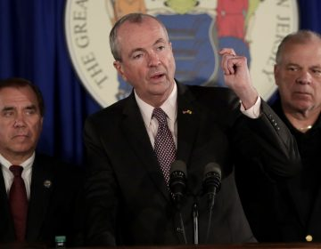 N.J. Gov. Phil Murphy says he will focus on a measure to gradually bring the state minimum wage up to $15. That would fulfill one of his campaign promises. (AP Photo/Julio Cortez)