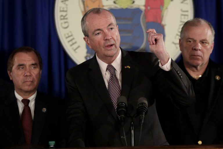 N.J. Gov. Phil Murphy is pressuring lawmakers to bring the state minimum wage up to $15 an hour. That would fulfill one of his campaign promises. (AP Photo/Julio Cortez)