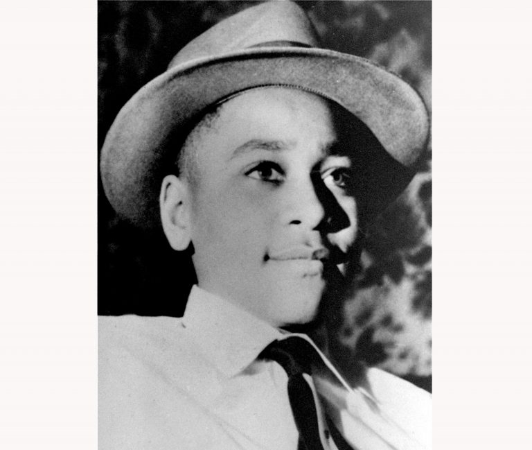 This undated photo shows Emmett Louis Till, a 14-year-old black Chicago boy, who was kidnapped, tortured and murdered in 1955 after he allegedly whistled at a white woman in Mississippi. The federal government has reopened its investigation into the slaying of Till, the black teenager whose brutal killing in Mississippi helped inspire the civil rights movement more than 60 years ago. (AP Photo, File)