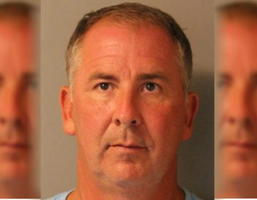 Former Delaware state Rep. John C. Atkins has been charged with domestic violence for the third time in 12 years. (Delaware State Police)