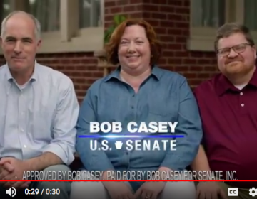 (Bob Casey for Senate/YouTube)