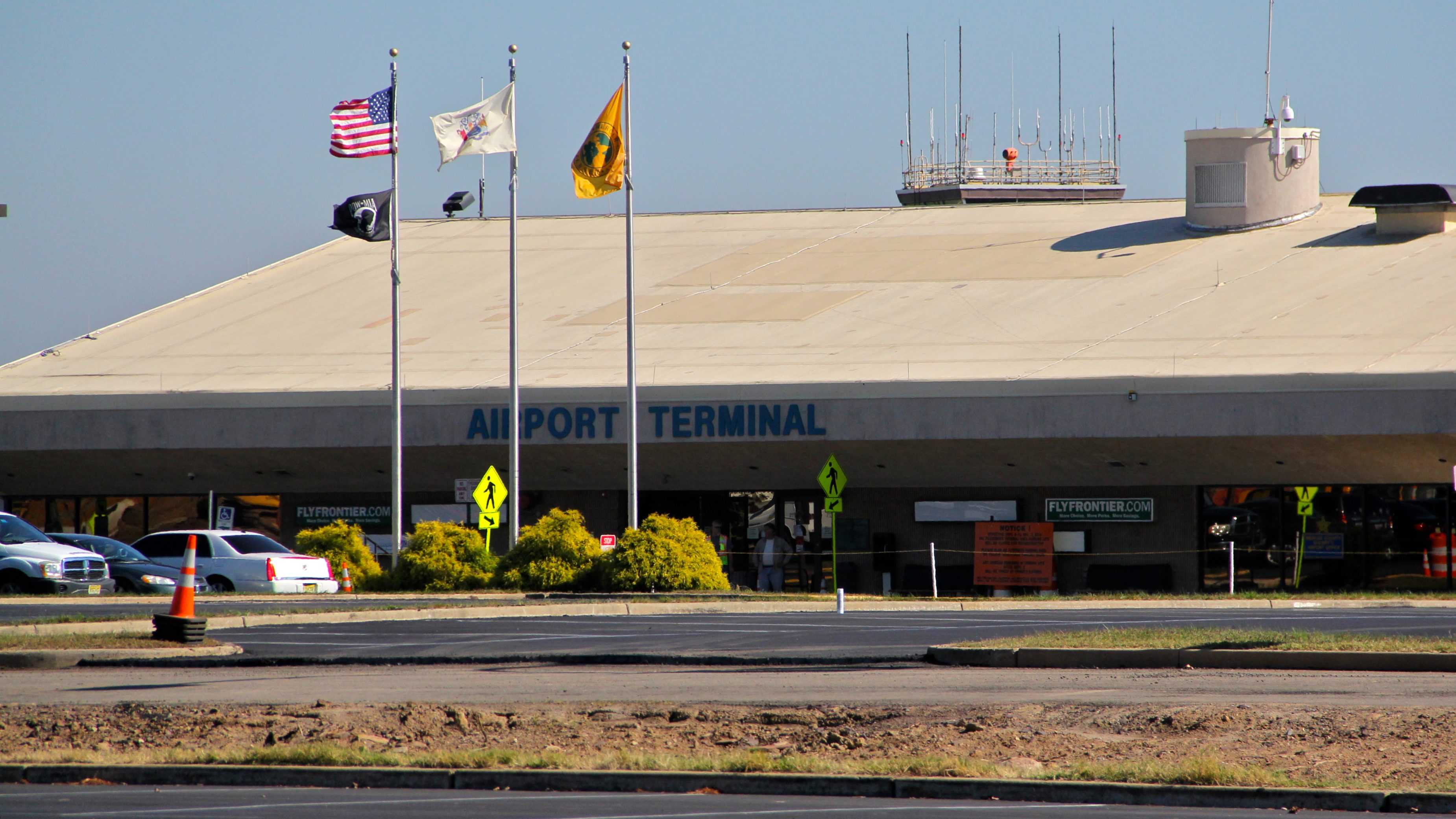 Trenton-Mercer Airport expansion plans worry neighbors in