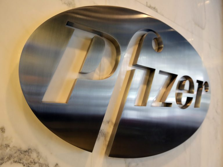 In a statement, Pfizer said it will return prices on dozens of the company's drugs to where they were before July 1