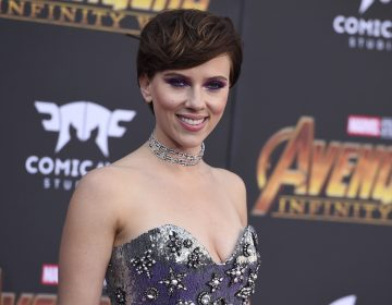 Scarlett Johansson announced on Friday she is dropping out of the starring role in Rub & Tug, a film about a transgender man who ran an extensive prostitution ring during the 1970s and '80s. (Jordan Strauss/Invision)
