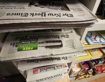 Newly discovered aspects of Russia's active measures apparently reveal an effort to exploit Americans' greater trust in local news than in national news organizations. (Manuel Balce Ceneta/AP)