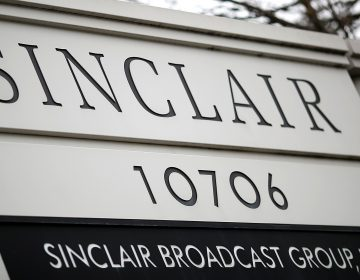 Sinclair Broadcast Group, based in Hunt Valley, Md., faces a new delay in its plan to buy Tribune Media, after FCC Chairman Ajit Pai issued a statement about the deal on Monday. (Win McNamee/Getty Images)