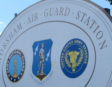 The Horsham Air Guard Station in Bucks County, Pa