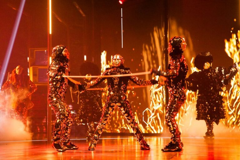Cirque du Soleil VOLTA (Photo Courtesy/Cirque du Soleil)