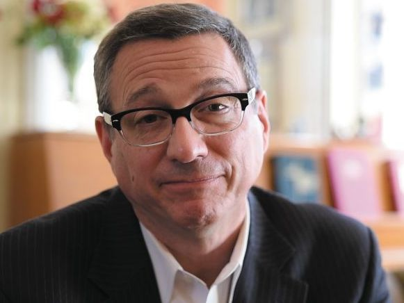 Evangelical minister Rob Schenck says change is a part of spirituality: