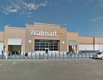The Walmart in the Cedarbrook Plaza Shopping Center. (Google Maps)