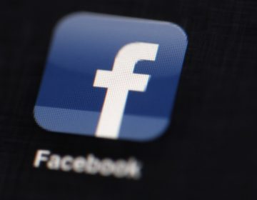 In this May 16, 2012, file photo, the Facebook logo is displayed on an iPad in Philadelphia (Matt Rourke/AP Photo).