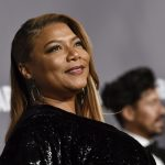 Queen Latifah, pictured here at the 2018 Fashion Week amfAR Gala New York at Cipriani Wall Street on Wednesday, Feb. 7, 2018, in New York, will be honored with this year's Marian Anderson Award in Philadelphia (Photo by Evan Agostini/Invision/AP)