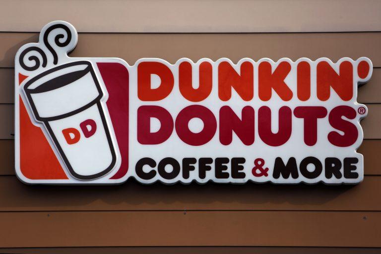 Dunkin' Donuts will offer gluten-free fudge brownies at its 8,500 U.S. locations beginning Monday. (Gene J. Puskar/AP Photo)