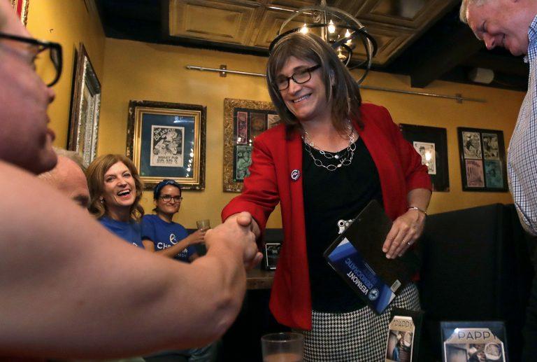 Vermont Democratic gubernatorial candidate Christine Hallquis