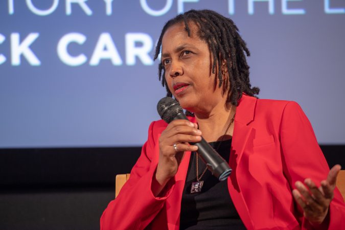 Editor Deborah Plant, a scholar of African-American literature who has studied the life and works of the anthropologist and novelist Zora Neale Hurston, author of