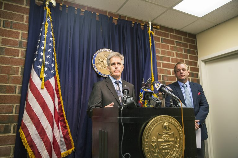 State Representative Scott Conklin, D-Centre, introduced two new bills on Monday, which would demand greater accountability from religious organizations. (Min Xian / Keystone Crossroads)