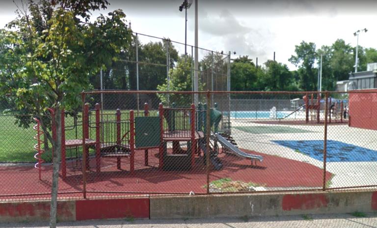 Heitzman Playground, in Harrowgate. (Google Maps)