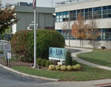 Aqua Pennsylvania offices in Bryn Mawr Pa. (Google maps)