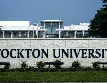 Stockton University,  Galloway Township. campus. (Anthony Smedile for WHYY)