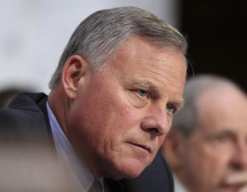 Senate intelligence committee chairman Richard Burr warned about complacency over ongoing Russian attacks on the U.S. political system, at a hearing on Wednesday. (Manuel Balce Ceneta/AP)