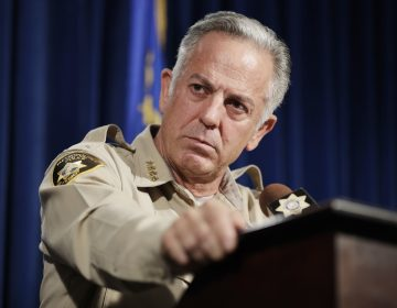 Clark County Sheriff Joe Lombardo announced the end of the department's investigation of the October 2017 mass shooting in Las Vegas on Friday. Lombardo told reporters that officials could not determine a