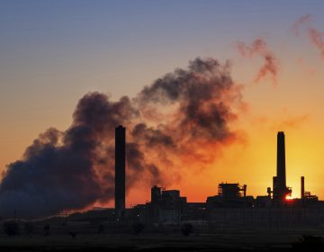 A coal-fired power plant in Glenrock, Wyo. The Trump administration's proposal would give states more authority to make their own plans for regulating greenhouse gas emissions from coal-fired power plants. (J. David Ake/AP)
